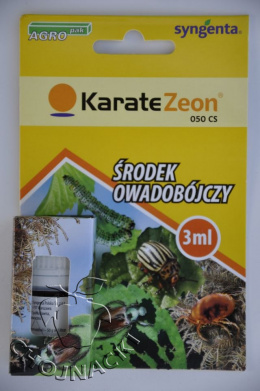 KARATE ZEON 050 CS 3ML