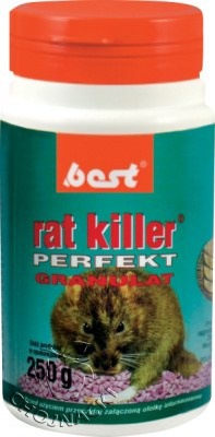 Rat Killer Perfect 250gr