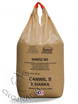 CANWIL MG-S BB 500KG