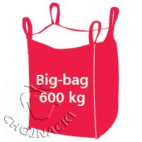 PERLKA BIG BAG 600 KG AZOTNIAK